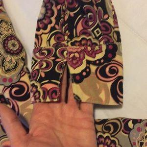 Tianello Tops - EUC Tianella Silky Soft Button Down Shirt